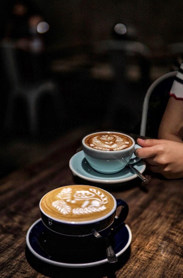 For Stellar Coffee by an Award-Winning Barista