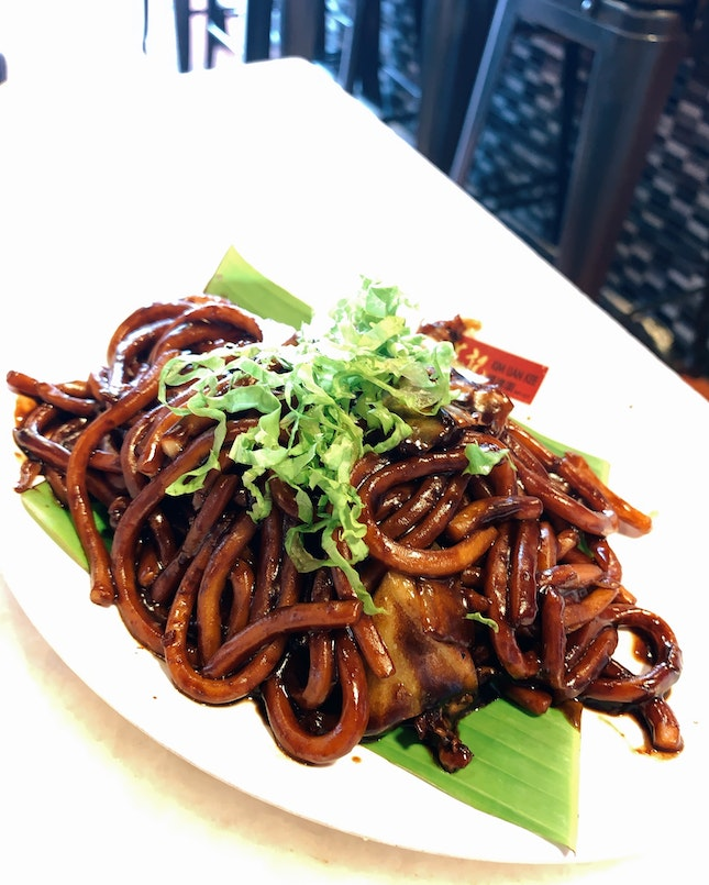 For Hokkien Mee in Petaling Street