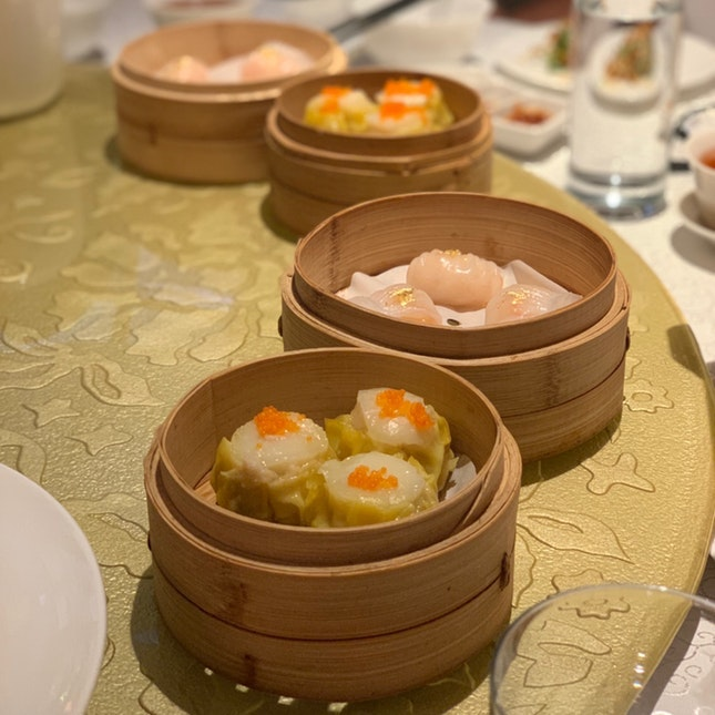 For Indulgent Dim Sum with the Fam