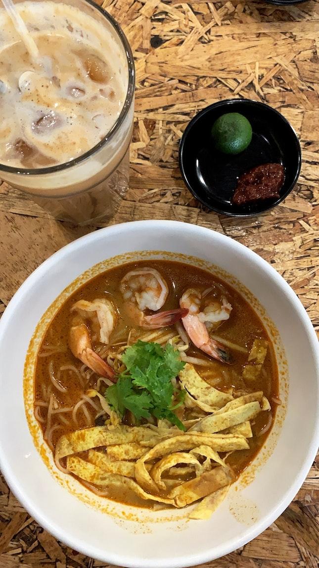 For Satisfying Halal Sarawak Laksa