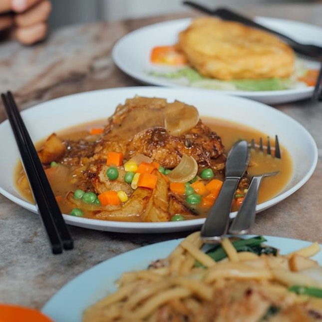 For Stalwart Hainanese Kopitiam Breakfasts