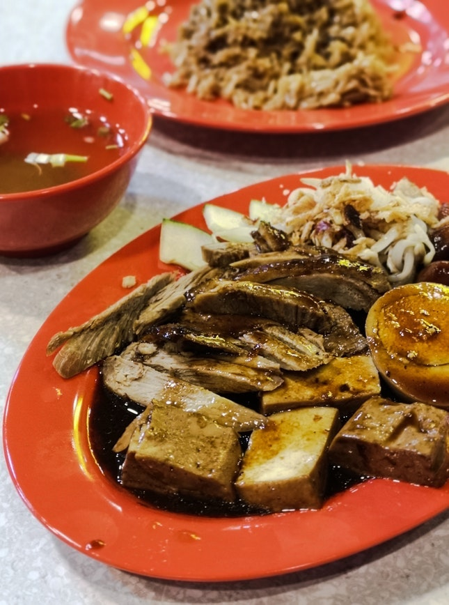 For Braised Duck Dishes