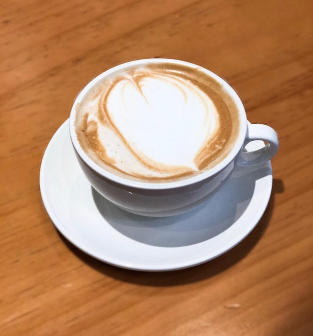 For 1-for-1 Cafe Latte/Cappucino (save ~$7.50)