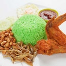 For 1-for-1 Nasi Lemak Set (save ~$6)