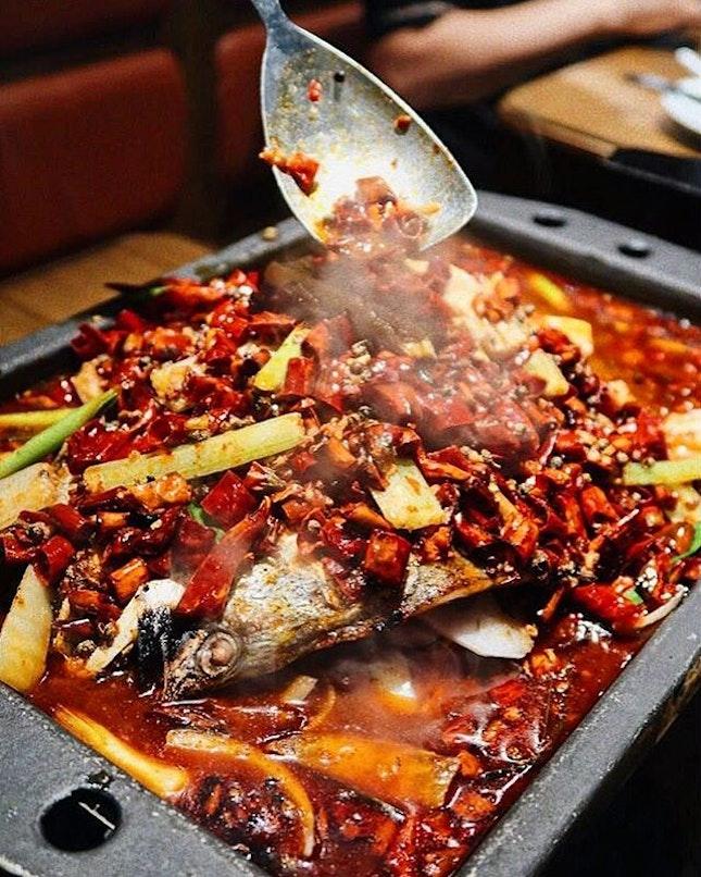 [Riverside Grilled Fish] •• TGIF everyone!