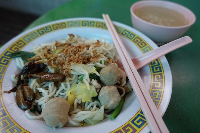 Dry Handmade Noodles