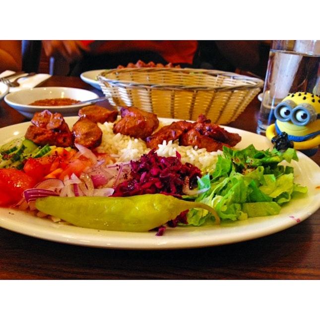 Mediterranean Style Meal