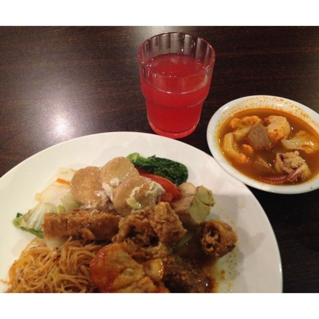 Indonesian Cuisine Buffet