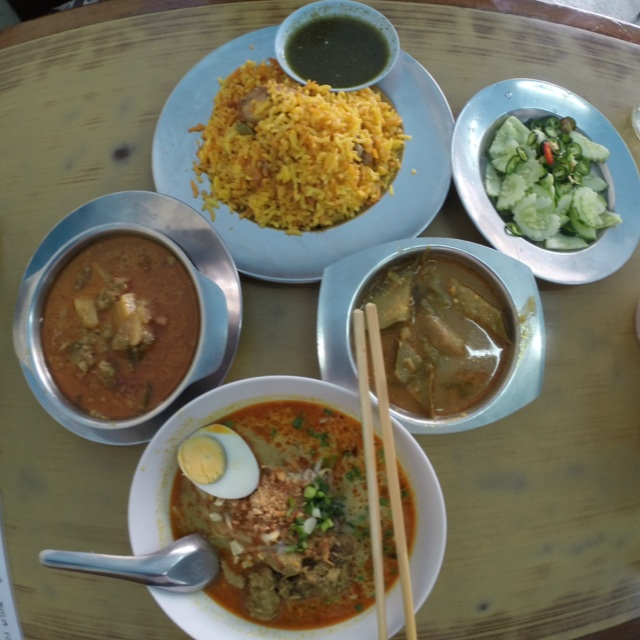 The Land Of Tom Yum Goong & Mango Sticky Rice