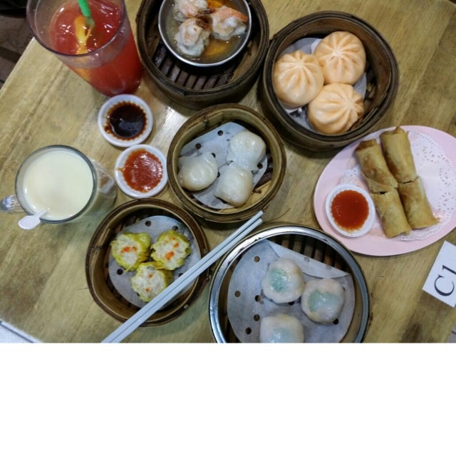 Dim Sum For Dinner
