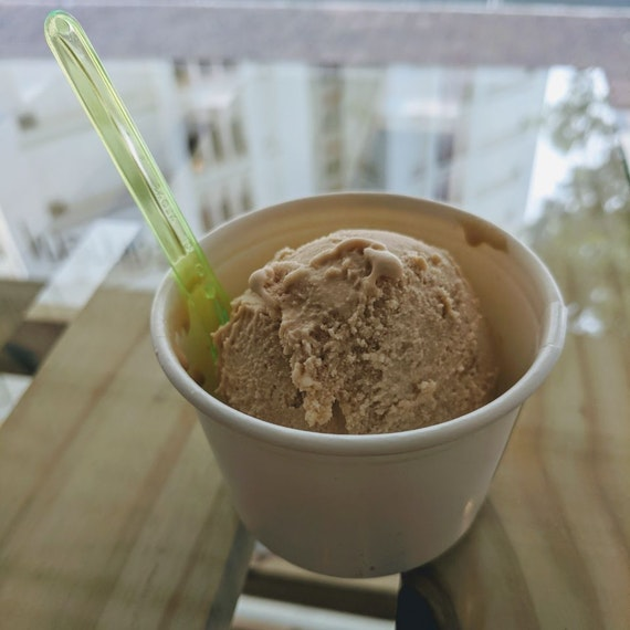Unassumingly Good Hand-made Ice Cream