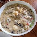 Fish Maw Soup ($8)