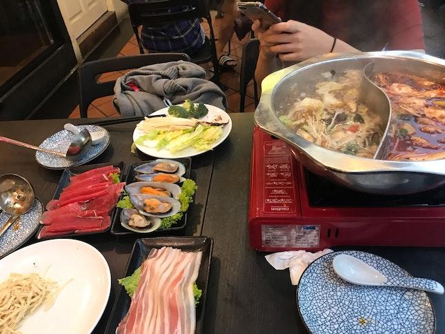 Full fish in Steamboat