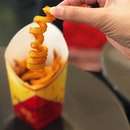 It's that time if the year again @mcdsg Prosperity Twister Fries!