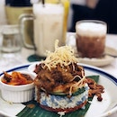 Delish Nasi Lemak Tower @colonialclubsg.