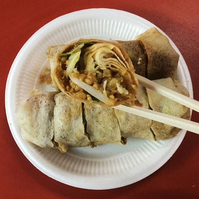 Could really do with this Popiah from Ann Chin Popiah for supper!