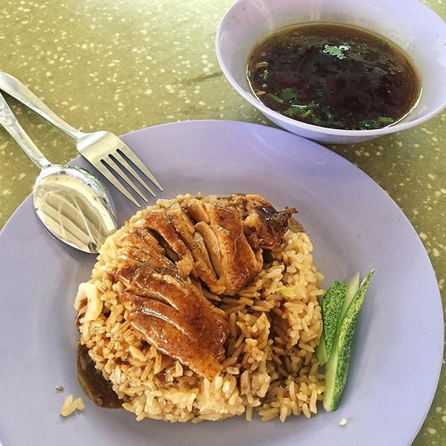 Braised Duck Rice from Amazing Braised Duck Rice .