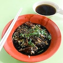 Braised Duck Kway Teow Dry from Sheng Boneless Braised Duck .