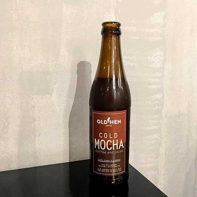 Cold Mocha  A mixture between the signature white cold brew and the dark cocoa, this mocha had a full-bodied taste of the coffee, that finishes off with a rich and smooth cocoa flavour!