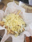 Truffle Potato Fries with Parmesan Cheese