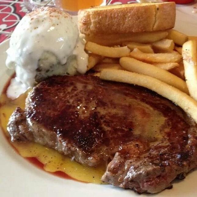 My Big Bday Lunch