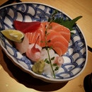 Here fishy fishy fishy #pescatarian #foodporn #glutface #japanese #letthegoodtimesroll#vscocam #paktor