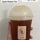 Apple Shaken Tea