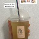 Lemongrass Kombucha
