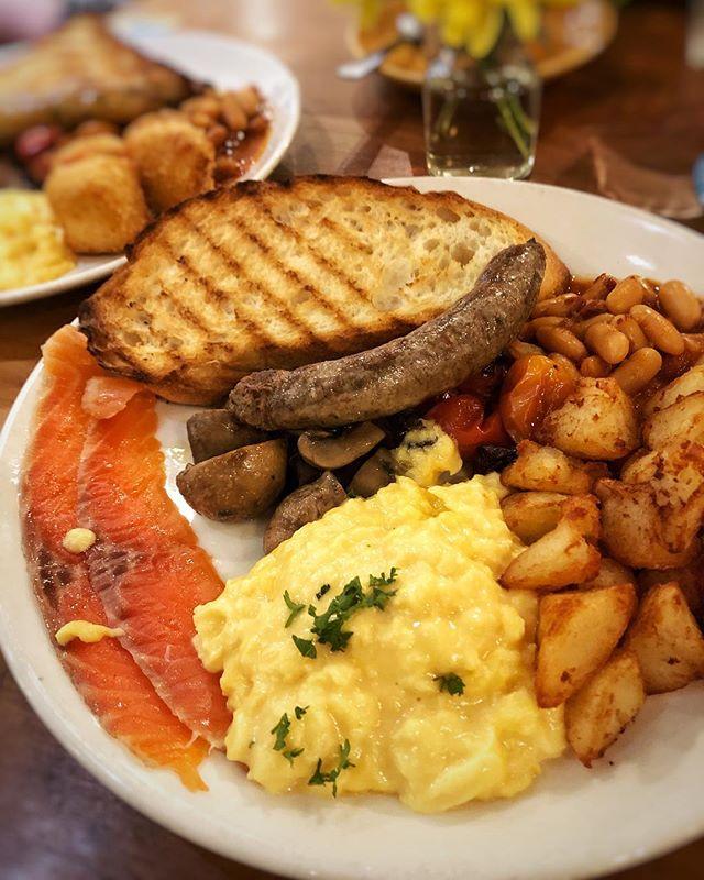 Breakfast 🐣