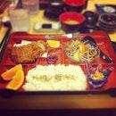 #sashimi #lunch