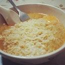 Thai Tom yum soup.