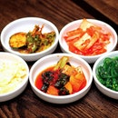 Korean BBQ Day 6/18 - What I love most about Korean BBQ(s) is their free flow side dishes, of which, Kimchi is definitely my favourite!