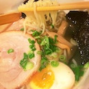 Shio #Ramen for #dinner with my 'Mummy' @starryhippo and 'Aunt' @jaejaeng at their favourite Menichi!