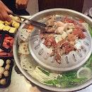Craving for mookata: ✔️ #mookata #bbq #steamboat #thaifood #soup #food #foodie #foodiesg #sgfoodie #foodart #fooddiary #foodstagram #foodspotting #foodporn #foodphotography #sgfood #sgfoodporn #sgfooddiary #sgmakandiary #instafood #lifeisdeliciousinSingapore #Burpple #HungryGoWhere #8DaysEat #eatoutsg #eatbooksg #sgeats #thegrowingbelly