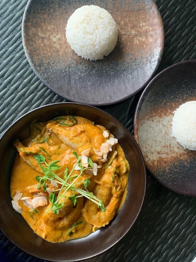 Eurasian Cuisine