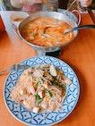 Phad Thai & Tom Yum Goong