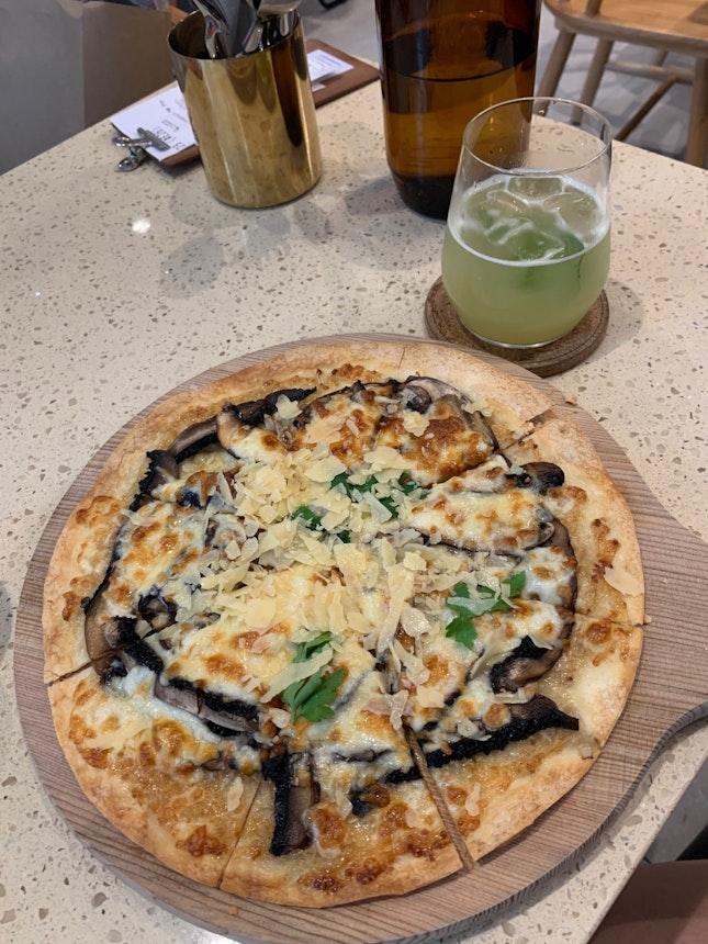 Truffle Pizza Pizza