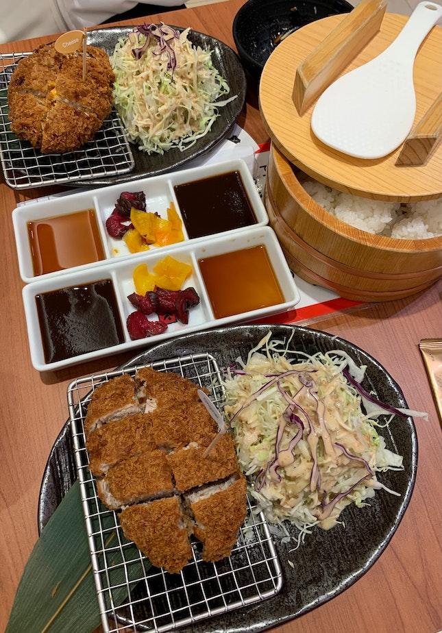 Yummy And Affordable Tonkatsu