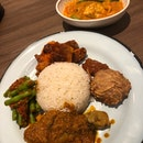Chicken Rendang Set