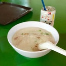 Congee With Pork Slices