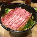 Wagyu Sukiyaki Set