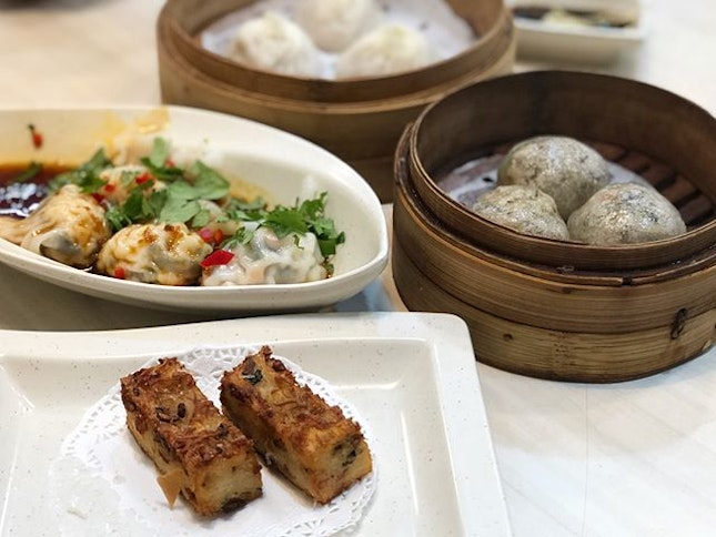 Dim Sum (~$12-$15/pax) Overall ⭐️ 4.5/5 ⭐️ 🍴Back here for good dim sum at an affordable price.