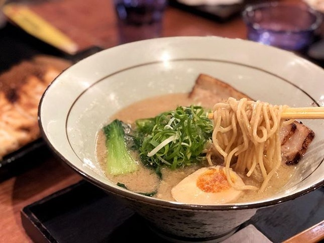 Shujinko Ramen ($13.80) ⭐️ 3.5/5 ⭐️ 🍴Good and tasty #ramen but not particularly memorable or special.