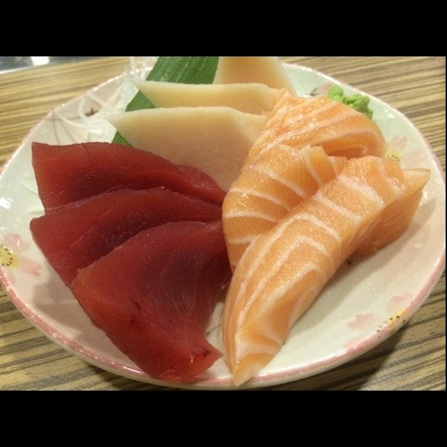 Mini Sashimi Platter