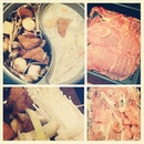 shabu-shabu #lunch #steamboat #meat #buffet #sgfood #latergram #makan #tuesday #burpple meat quality not consistent.