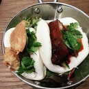 any 2 types of baos for $10++ of cos I'm having the pork belly in hoisin sauce.