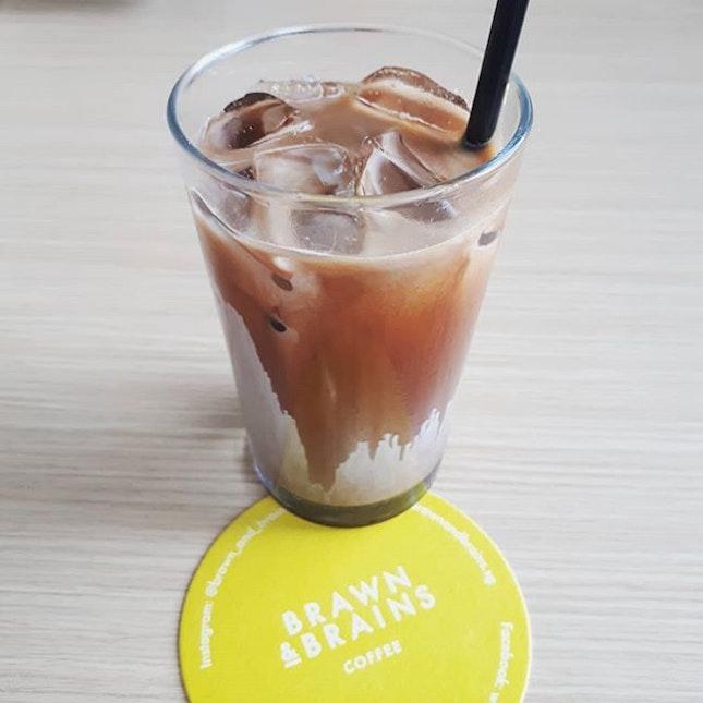 iced mocha $7.50  #throwback #coffee #coffeeporn #lakopi #chillax #burpple #hipstercafe #sgcafe #sgfood #sgfoodie #sgeats #igsg #igers #poseur #caffeinefix #fuelformysoul