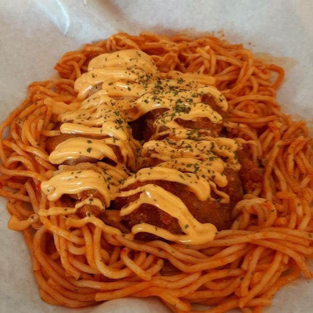Samyang Cheesy Chicken Pasta