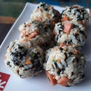 spam rice balls