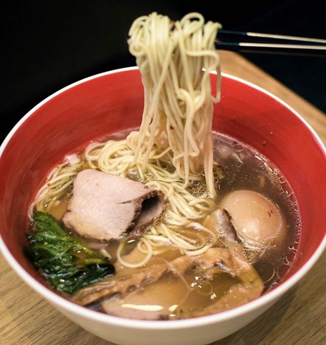 For the World's Only Michelin-Starred Ramen